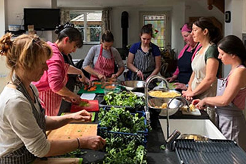 The Holistic Kitchen Academy
